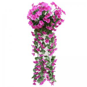 1 Bouquet Wall Flower Hydrangea Gillyflower Home Decoration Artificial Flower -