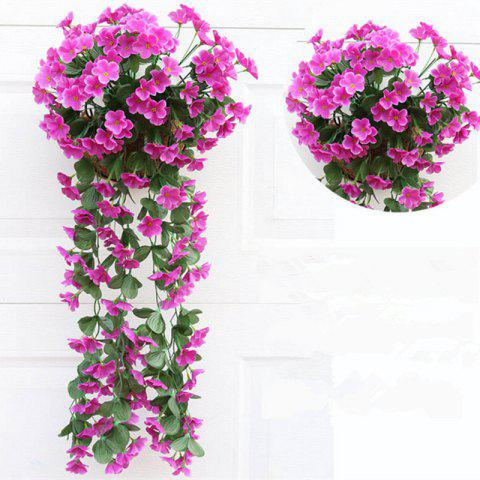 Store 1 Bouquet Wall Flower Hydrangea Gillyflower Home Decoration Artificial Flower