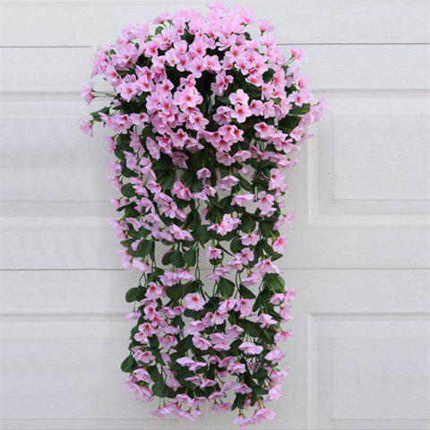 New 1 Bouquet Wall Flower Hydrangea Gillyflower Home Decoration Artificial Flower