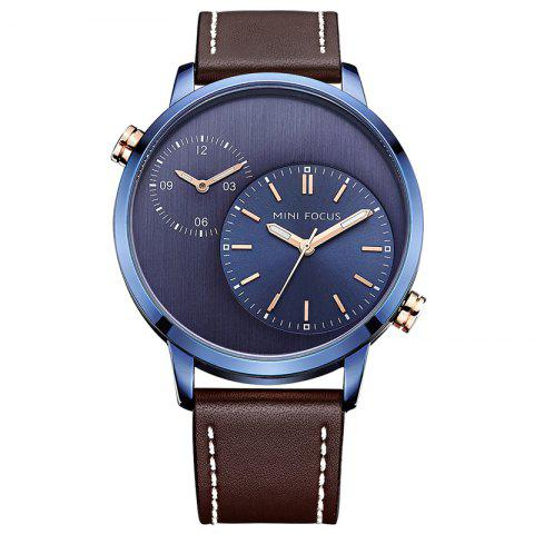 Montre MINI FOCUS Mf0035G 4288 Double Mouvement Homme