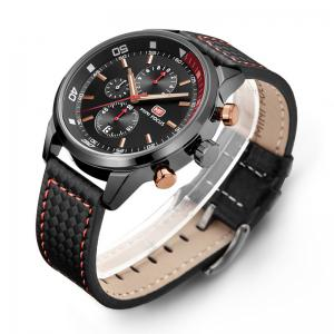 MINI FOCUS Mf0017G 4317 Leisure Pin Buckle Men Watch -