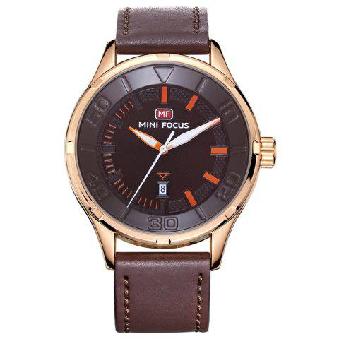 Online MINI FOCUS Mf0008G 4370 Exclusive Color Design Men Watch