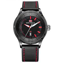 MINI FOCUS Mf0008G 4370 Exclusive Color Design Men Watch -