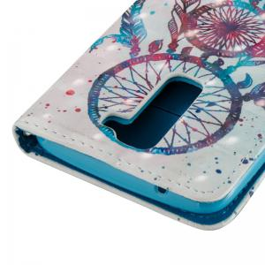 3D Painted Pu Phone Case for Lg K8 / K7 -