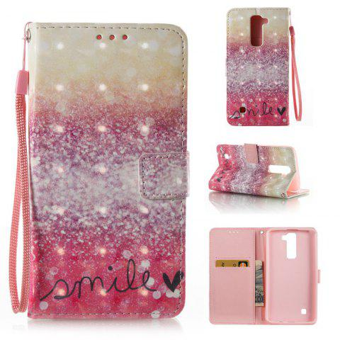 Shops 3D Painted Pu Phone Case for Lg K8 / K7