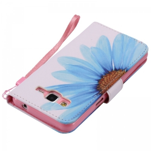 New Painted Pu Phone Case for Samsung Galaxy Grand Prime G530 -