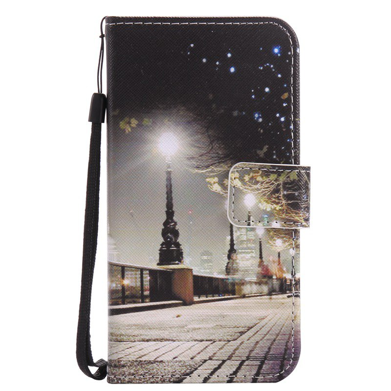Unique New Painted Pu Phone Case for Samsung Galaxy Grand Prime G530