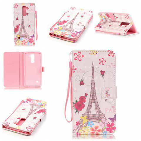 Shops New 3D Painted Pu Phone Case for Lg Ls775 / Stylus2