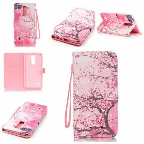 Fashion New 3D Painted Pu Phone Case for Lg Ls775 / Stylus2