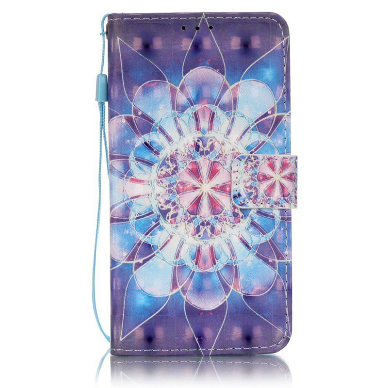 Shop New 3D Painted Pu Phone Case for Samsung Galaxy J5 2016