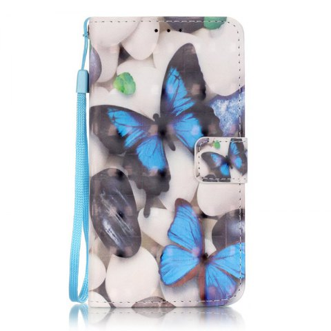 Shops New 3D Painted Pu Phone Case for Samsung Galaxy Grand Prime G530