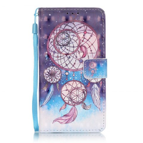 Outfit New 3D Painted Pu Phone Case for Samsung Galaxy Grand Prime G530