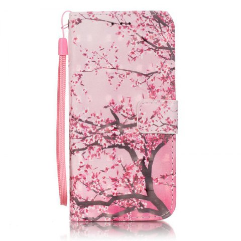Shop New 3D Painted Pu Phone Case for Samsung Galaxy S6 Edge
