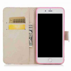 Classic Painted Pu Phone Case for Iphone 6 Plus / 6s Plus -
