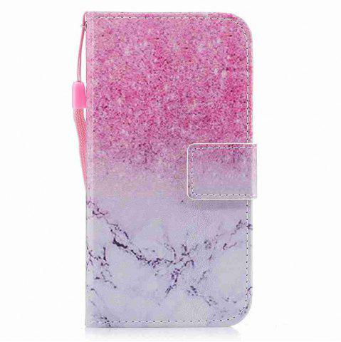 Affordable Classic Painted Pu Phone Case for Samsung Galaxy S7