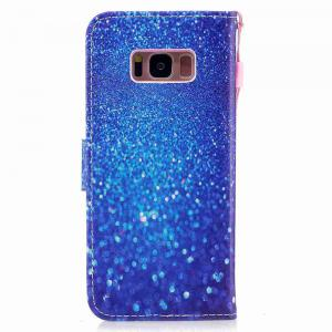 Classic Painted Pu Phone Case for Samsung Galaxy S8 -
