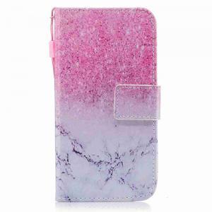 Classic Painted Pu Phone Case for Samsung Galaxy J3 2017 -