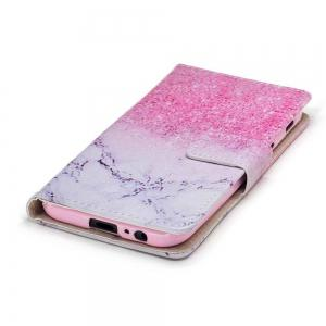 Classic Painted Pu Phone Case for Samsung Galaxy A3 2017 -