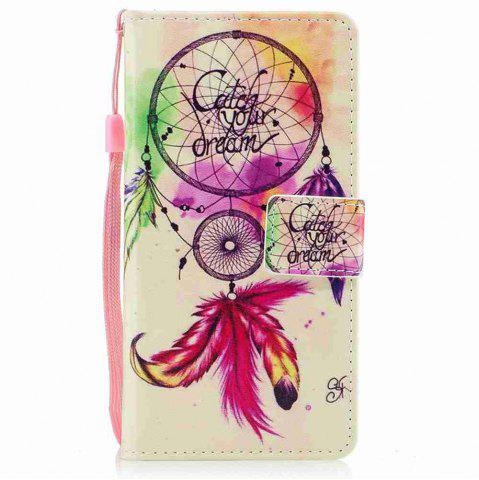 Discount Classic Painted Pu Phone Case for Samsung Galaxy A3 2017