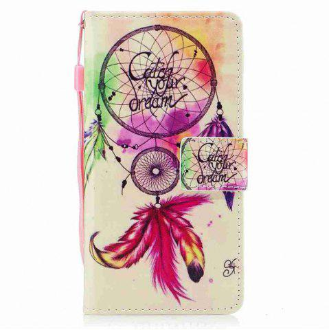 Hot Classic Painted Pu Phone Case for Huawei P10