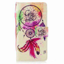 Classic Painted Pu Phone Case for Huawei P10 -