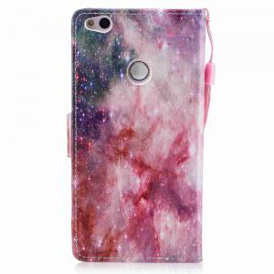 Classic Painted Pu Phone Case for Huawei P8 Lite 2017 -