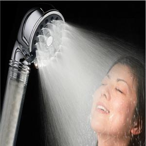 Sea Pioneer Handheld Bath Shower Head with Filter Function -