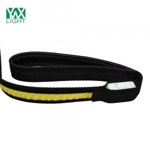 Ywxlight Led Luminescence Pet Traction Rope - Jaune
