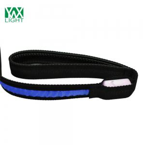 Ywxlight Led Luminescence Pet Traction Rope - Bleu