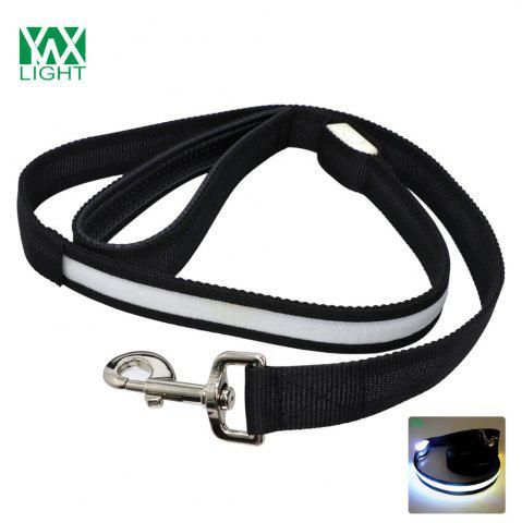 Sale Ywxlight Led Luminescence Pet Traction Rope WHITE