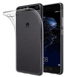 Ultra-Thin Transparent Tpu Back Case for Huawei P10 Plus -