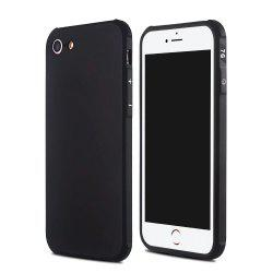 Airbag Corner Tpu Phone Case for Iphone 7 / 8 -Black -