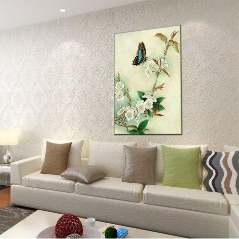 Hua Tuo Flower Butterfly Style Peinture à l'huile Taille 60 x 90CM Osr- 160428