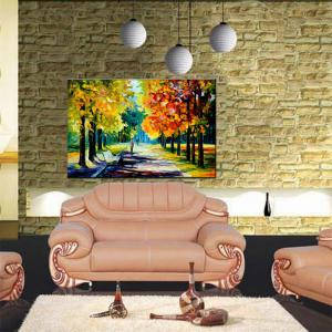 Hua Tuo Landscape Oil Painting Size 60 x 90CM Osr- 160436 -