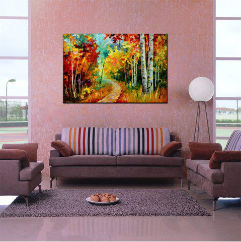 Chic Hua Tuo Landscape Oil Painting Size 60 x 90CM Osr- 160436