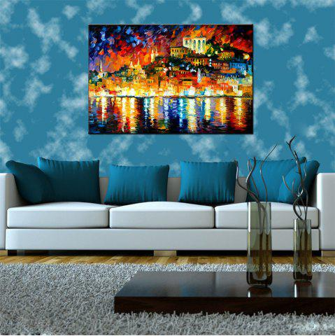 Buy Hua Tuo Landscape Oil Painting Size 60 x 90CM Osr- 160437