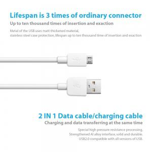SDL Private Injection Micro USB Data Charging Cable 1M -