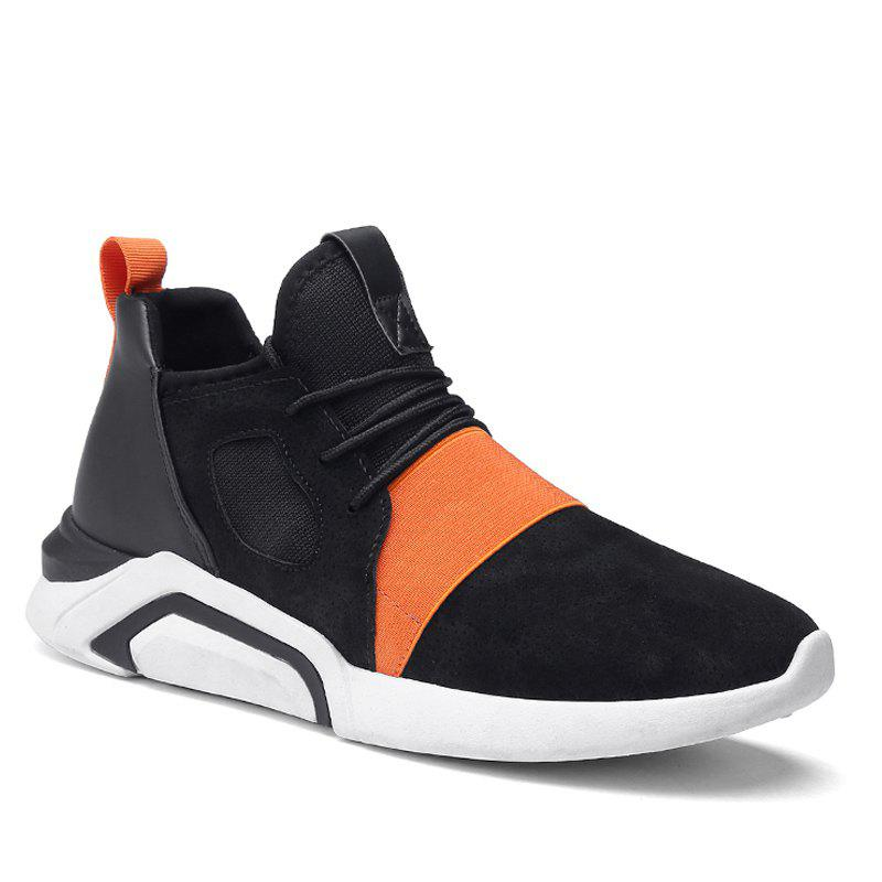 Autumn Sports Leisure Mens Sneakers Casual Flat