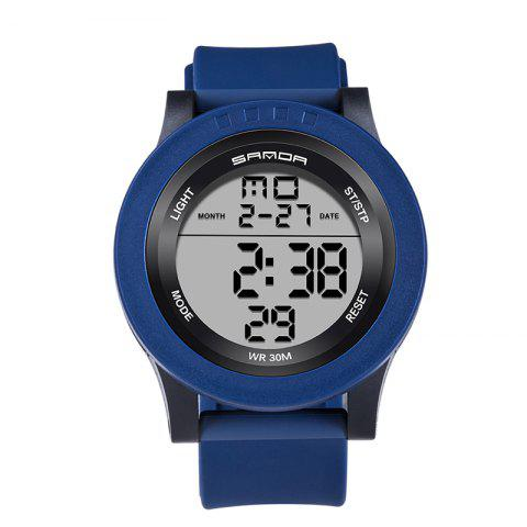 Discount Sanda 336 5311 Leisure Multifunctional Sports Men Watch