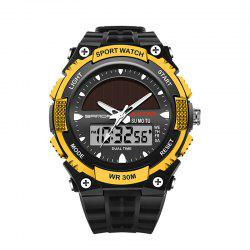 Sanda 719 5313 Multifunctional Outdoor Sports Men Watch -