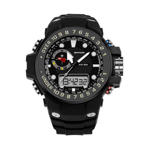 Sanda 399 5314 Leisure Luminous Outdoor Men Watch