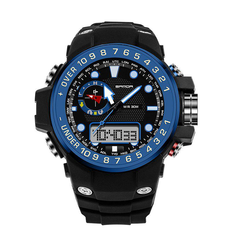 Buy Sanda 399 5314 Leisure Luminous Outdoor Men Watch