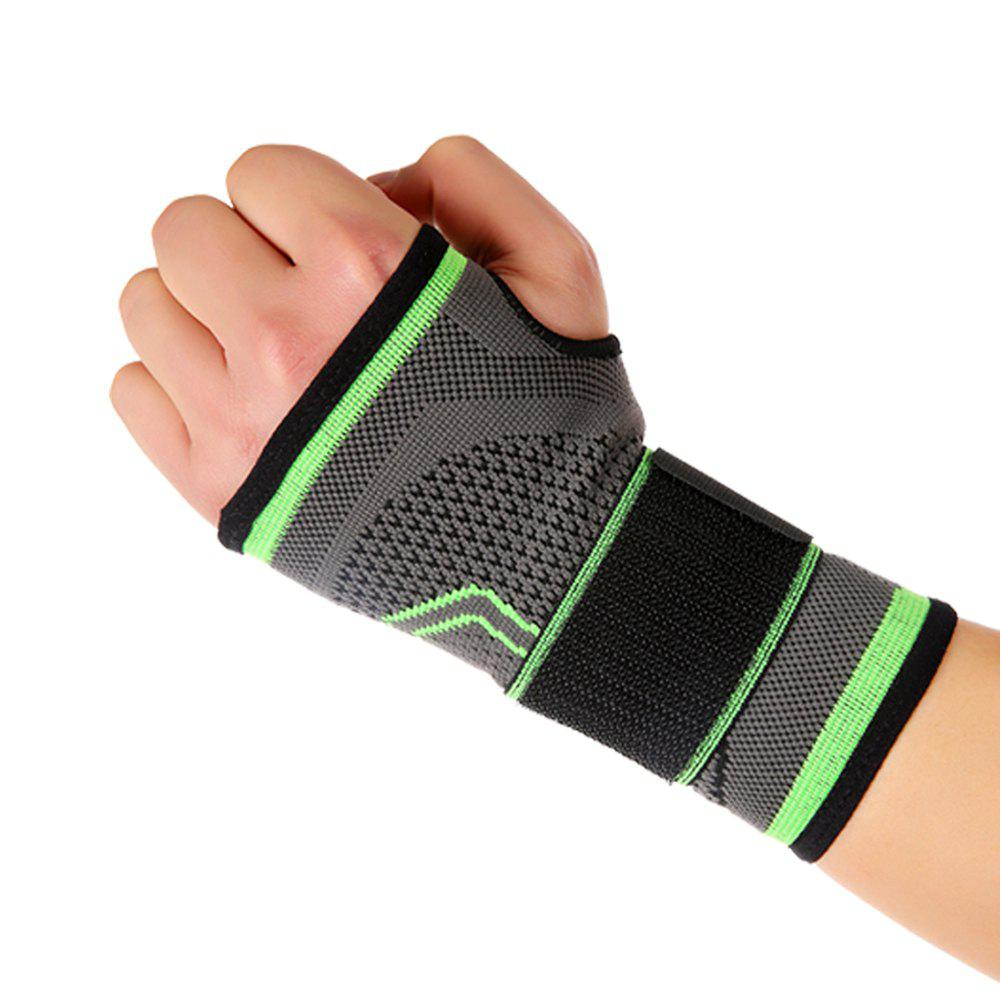 Outfit Mumian S21 Three - Dimensional Weaving Compression Adjustable Wrist Pad - 1PCS