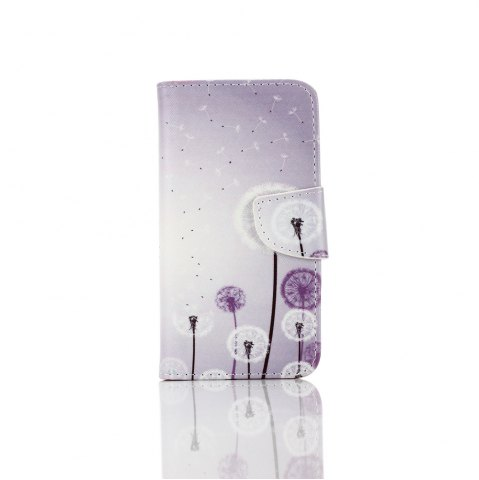 Shop Knife and Draw Painted PU Phone Case for Samsung Galaxy A3 2016