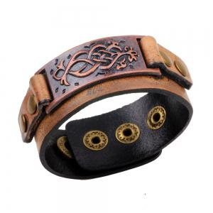 Bracelet with Restoring Ancient Ways Bronze -