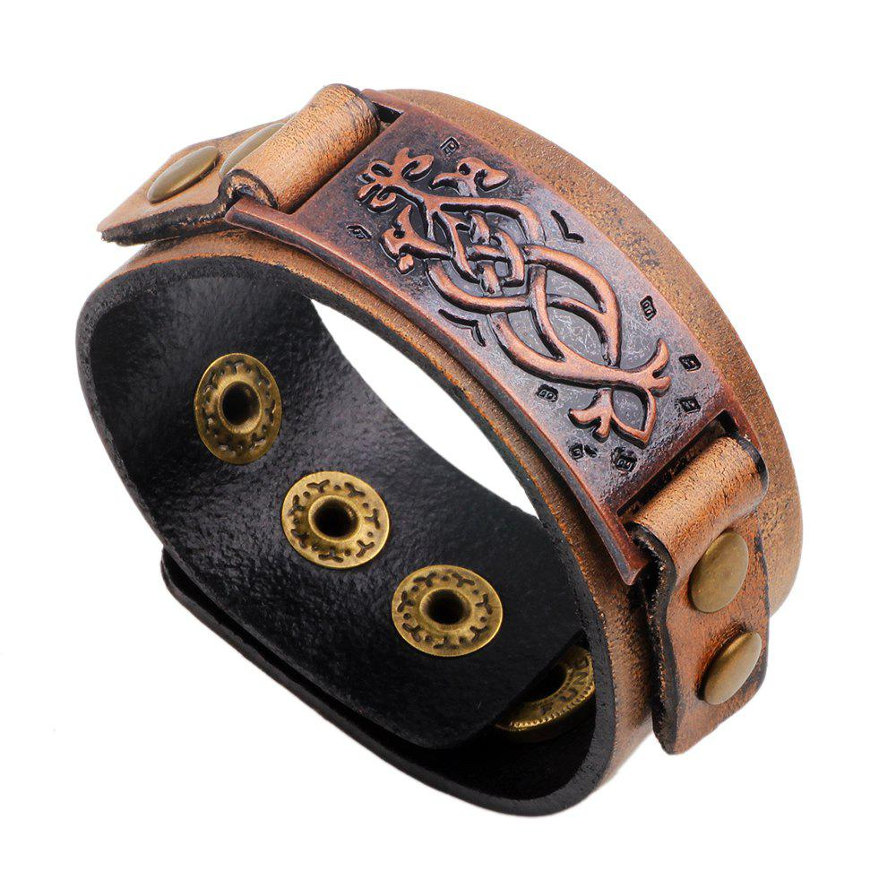 Buy Bracelet with Restoring Ancient Ways Bronze