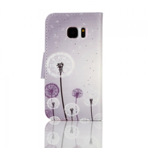 Dandelion Knife and Cut Color Phone Case for Samsung Galaxy S7 Edge -