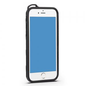 Wkae Ultra Thin Dual Layer Shockproof TPU Back Cover Case with Kickstand for iPhone 6 / 6s -