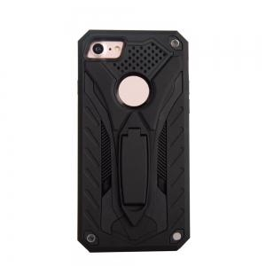 Wkae Dual Layer Hybrid Armor Protective Cover Case with Kickstand for iPhone 7 / 8 -