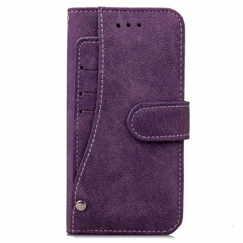 Cheap Yc Rotate The Card Lanyard Pu Leather for iPhone 7 Plus